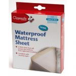 CLIPPASAFE Waterproof Sheet Single Bed