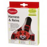 "Clippasafe Reins and Harness ""Ladybird"""