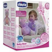 Chicco Baby Bear Musical Projector Pink