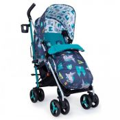 Cosatto Supa 3 Stroller - Dragon Kingdom