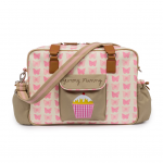"Pink Lining Yummy Mummy Changing Bag ""Pink Butterflies"""